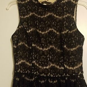 City Triangles Dresses - Lace dress